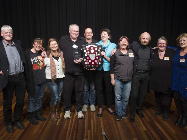 Anzac Biscuits, winner of the 33rd Ararat One Act Play Festival 2016